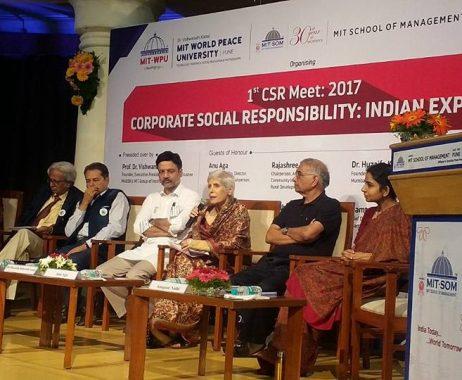 First CSR Meet