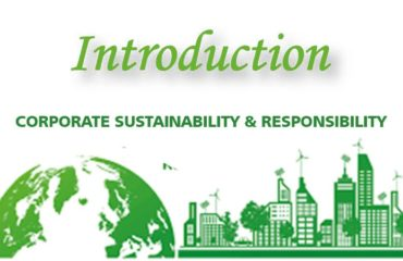 Basics of CSR and Sustainability