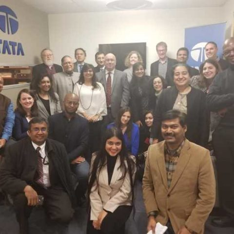 Tata Sons hosts IICSR Sustainability Dialogues in Washington DC