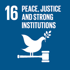 Peace and Justice Strong Institutions